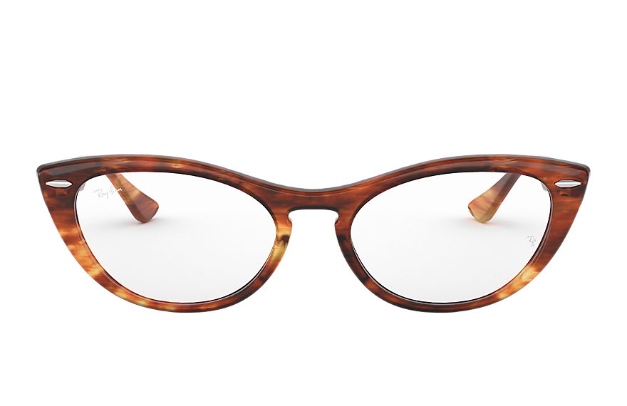 Ray-Ban  eyeglasses RX4314V FEMALE 002 nina optics tortoise 8056597096836