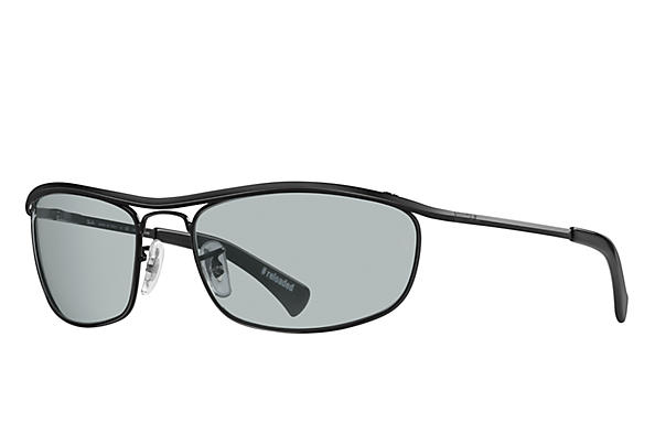 Ray-Ban 0RB3119-Olympian I Deluxe Reloaded Svart SUN