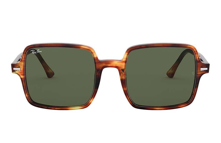 Ray-Ban  sunglasses RB1973 FEMALE 001 square ii tortoise 8056597121880