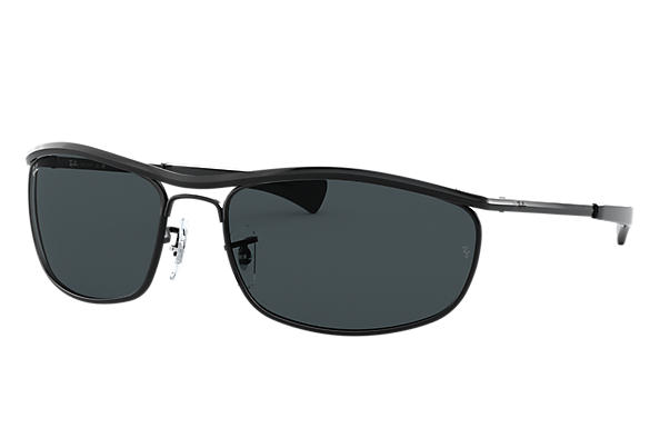 Ray-Ban 0RB3119M-OLYMPIAN I DELUXE Black SUN