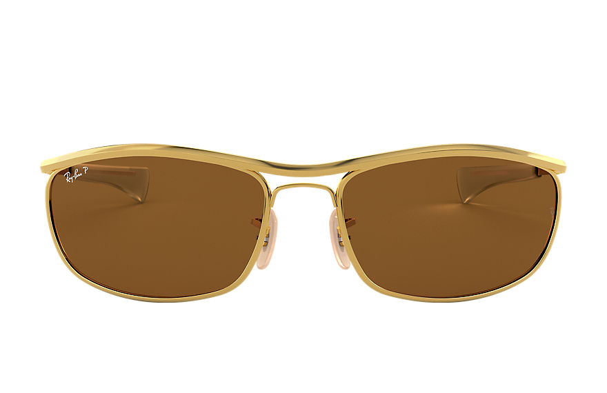 Ray-Ban  gafas de sol RB3119M UNISEX 001 olympian i deluxe oro 8056597122146
