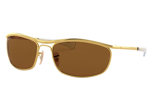 Ray-Ban 0RB3119M-OLYMPIAN I DELUXE Ouro SUN