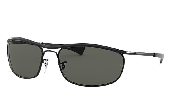 Ray-Ban		 0RB3119M-OLYMPIAN I DELUXE Zwart SUN