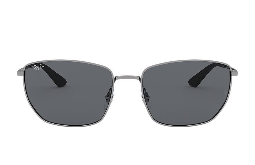 Ray-Ban  occhiali da sole RB3653 MALE 001 rb3653 canna di fucile 8056597122313