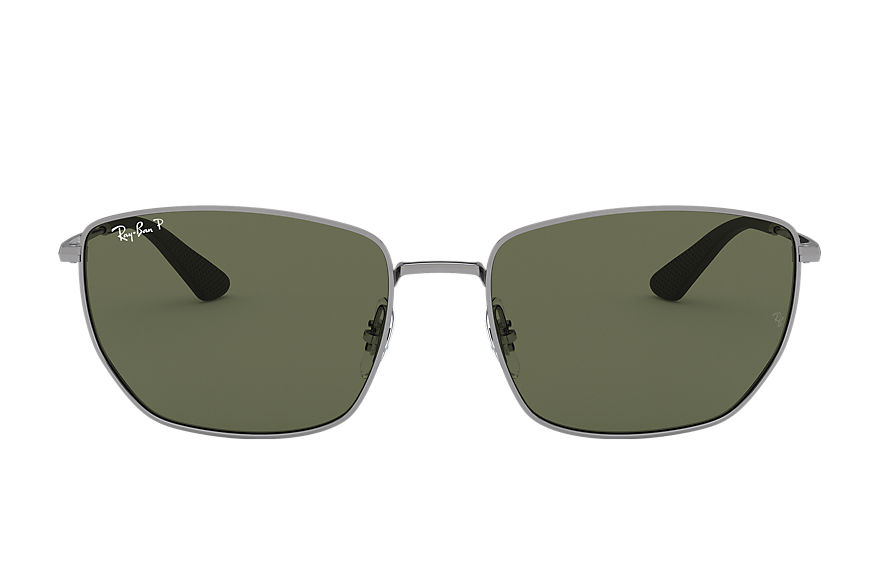Ray-Ban  occhiali da sole RB3653 MALE 006 rb3653 canna di fucile 8056597122337