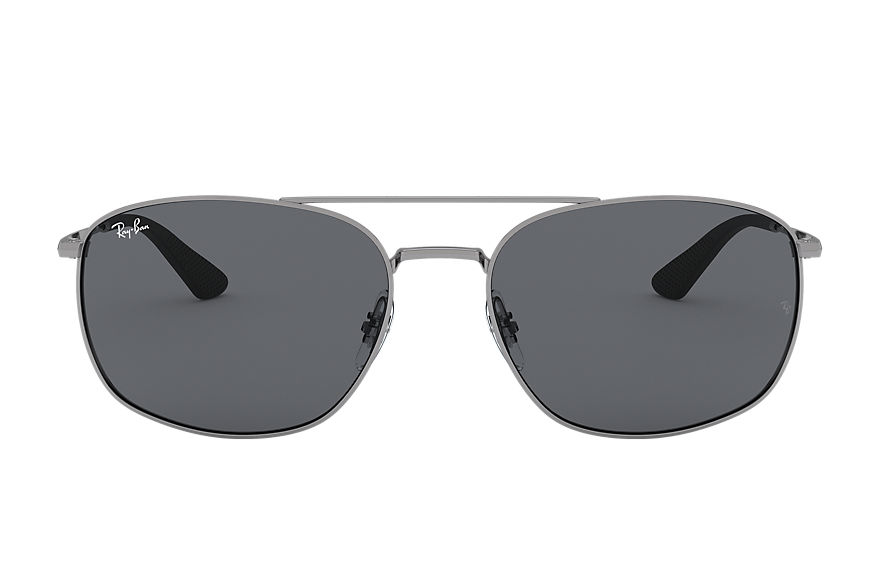 Ray-Ban  occhiali da sole RB3654 MALE 001 rb3654 canna di fucile 8056597122443
