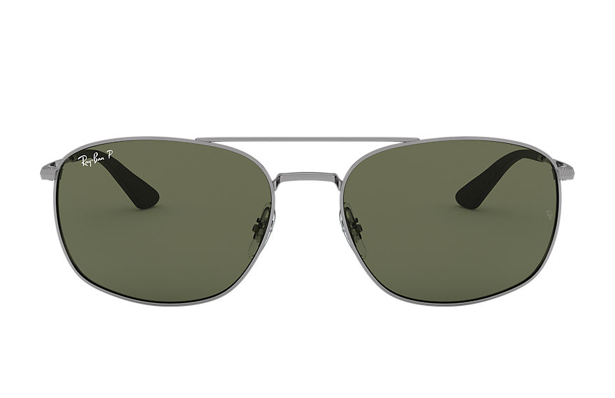 Ray-Ban  occhiali da sole RB3654 MALE 004 rb3654 canna di fucile 8056597122474