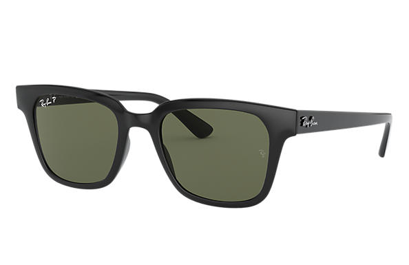 Ray-Ban 0RB4323-RB4323 Black SUN