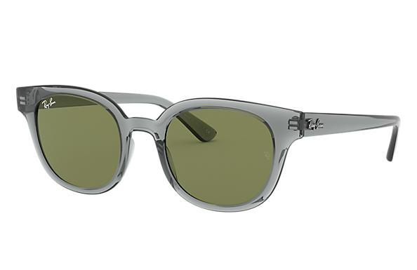 Ray-Ban 0RB4324-RB4324 Transparent Grey,Grau SUN