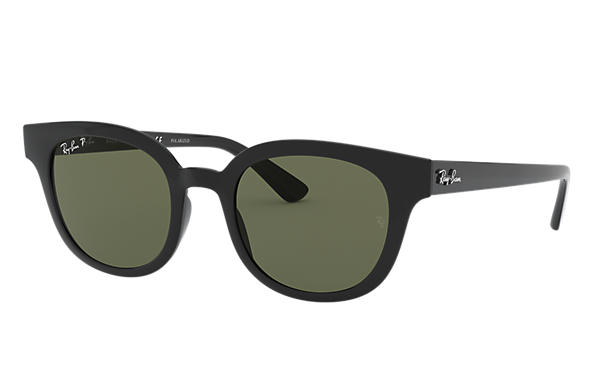 Ray-Ban 0RB4324-RB4324 Black SUN