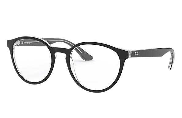 Ray-Ban 0RX5380-RB5380 Noir,Transparent OPTICAL