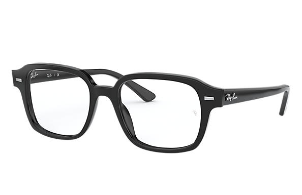 Ray-Ban 0RX5382-TUCSON Shiny Black,Black OPTICAL