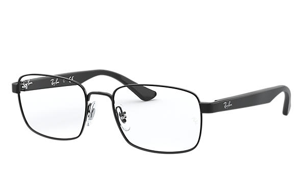 Ray-Ban 0RX6445-RB6445 Black OPTICAL