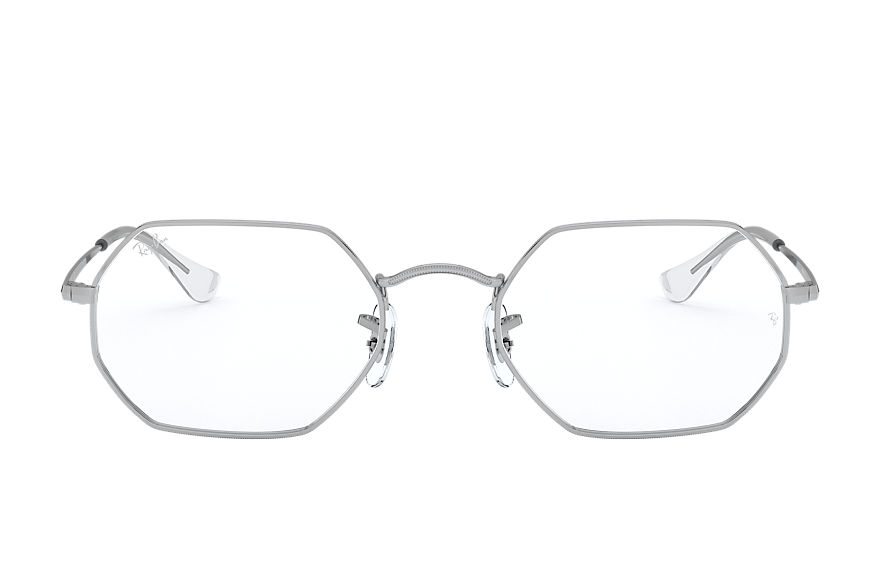 Ray-Ban Eyeglasses OCTAGONAL OPTICS Zilver