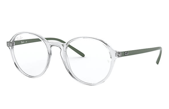 Ray-Ban 0RX7173-RB7173 Trasparente; Verde OPTICAL