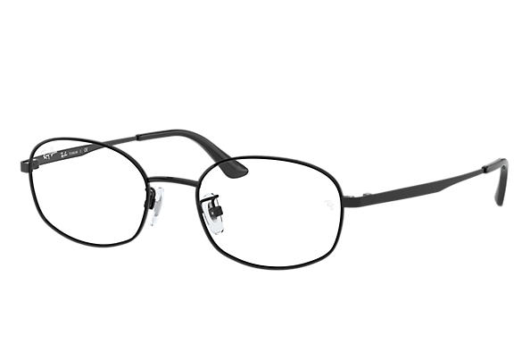 Ray-Ban 0RX8762D-RB8762D 黑色; Brushed Black,黑色 OPTICAL
