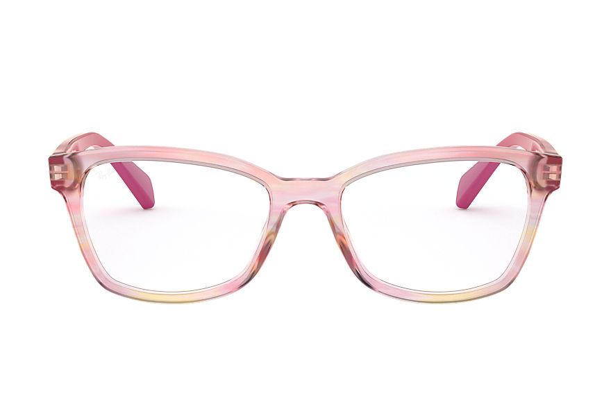 Ray-Ban  eyeglasses RY1591 CHILD 004 rb1591 transparent pink 8056597126120