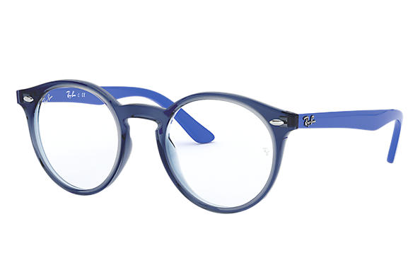 Ray-Ban 0RY1594-RB1594 Transparent Blue; Azul OPTICAL