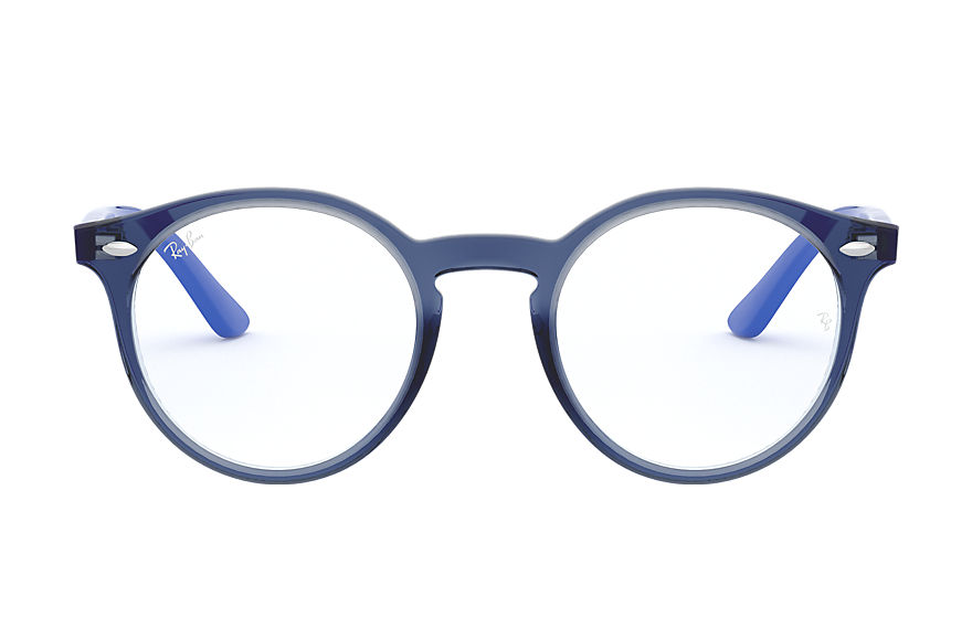 Ray-Ban  eyeglasses RY1594 CHILD 003 rb1594 transparent blue 8056597126335