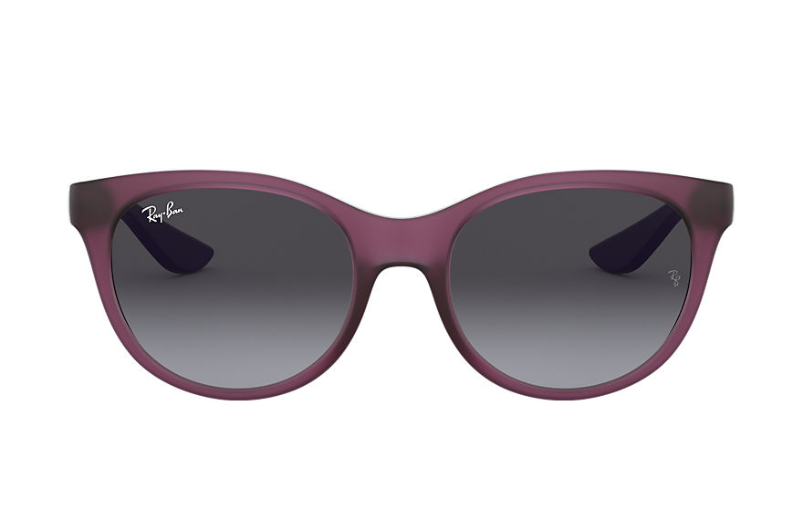 Ray-Ban  sunglasses RJ9068S CHILD 007 rj9068s transparent violet 8056597126717