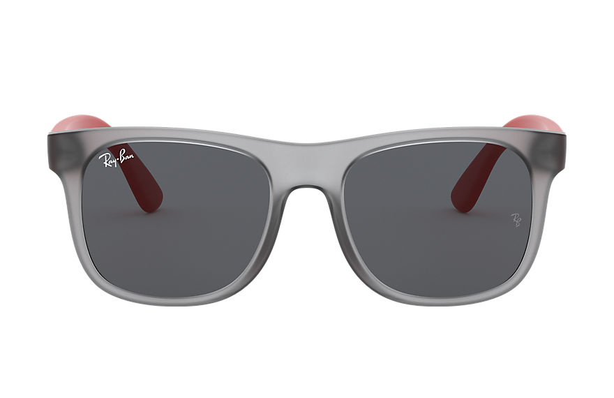 Ray-Ban  sunglasses RJ9069S CHILD 001 rj9069s transparent grey 8056597126847