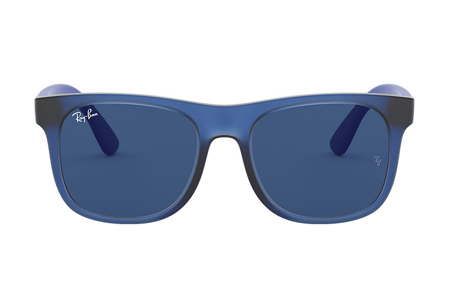 Ray-Ban  sunglasses RJ9069S CHILD 001 rj9069s transparent blue 8056597126854