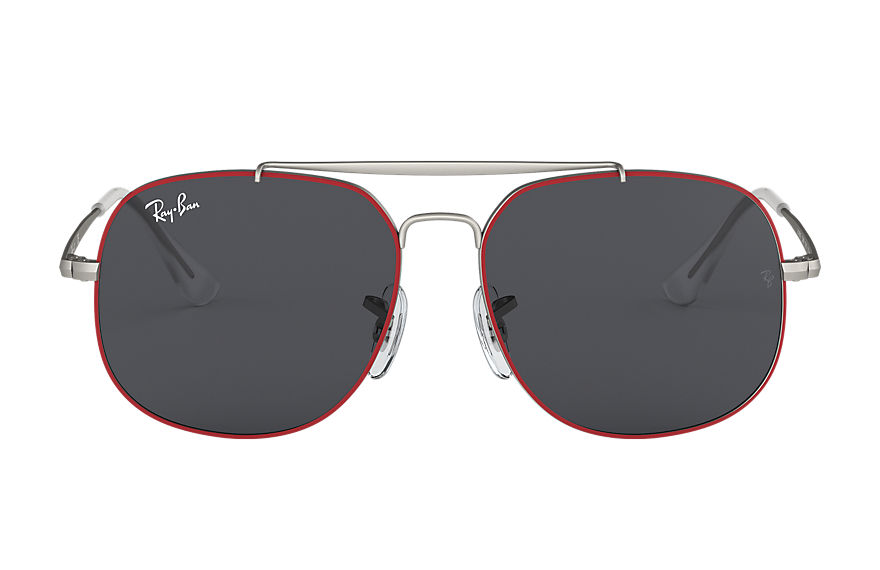Ray-Ban  sunglasses RJ9561S CHILD 002 general junior matte red 8056597136051