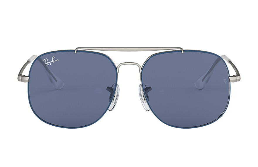 Ray-Ban  sunglasses RJ9561S CHILD 002 general junior matte blue 8056597136068