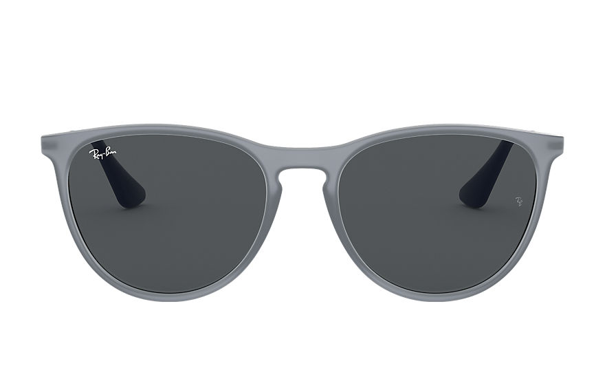 Ray-Ban  sunglasses RJ9060S CHILD 001 izzy matte grey 8056597136112