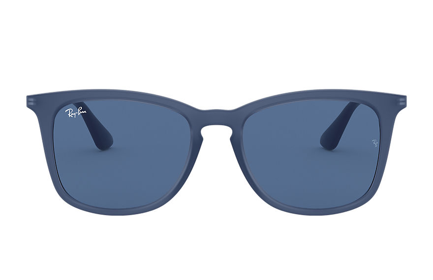 Ray-Ban  sunglasses RJ9063S CHILD 001 rj9063s transparent blue 8056597136228