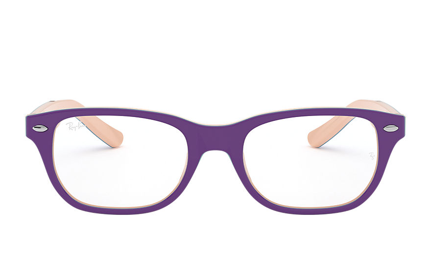 Ray-Ban  eyeglasses RY1555 CHILD 001 rb1555 violet 8056597136457