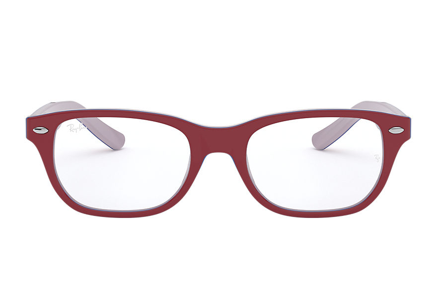 Ray-Ban  eyeglasses RY1555 CHILD 002 rb1555 red 8056597136518