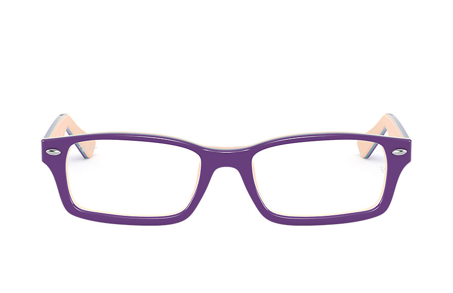 Ray-Ban  eyeglasses RY1530 CHILD 001 rb1530 violet 8056597136839