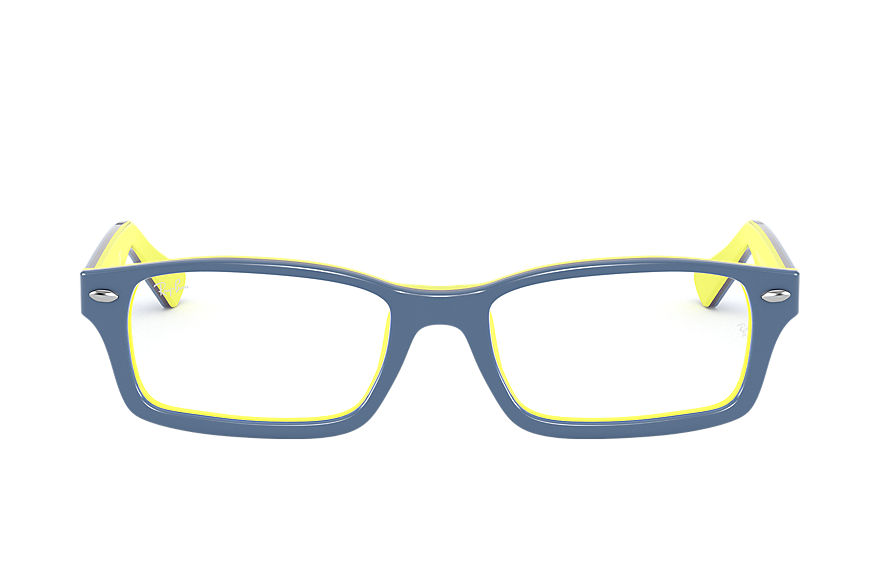 Ray-Ban  eyeglasses RY1530 CHILD 001 rb1530 blue 8056597136853
