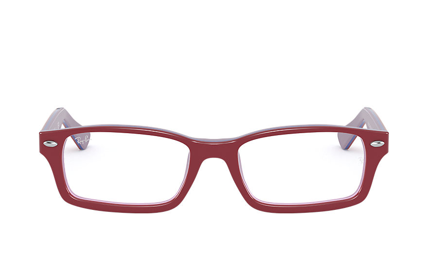 Ray-Ban  eyeglasses RY1530 CHILD 001 rb1530 red 8056597136891