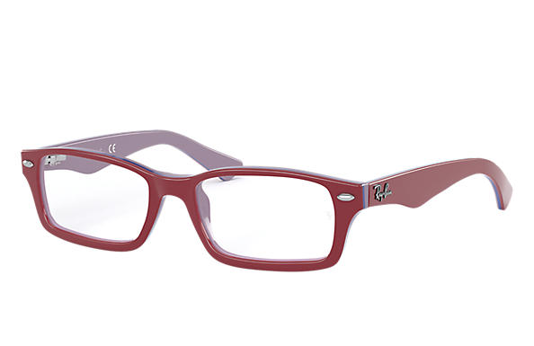 Ray-Ban 0RY1530-RB1530 Red,Grey OPTICAL