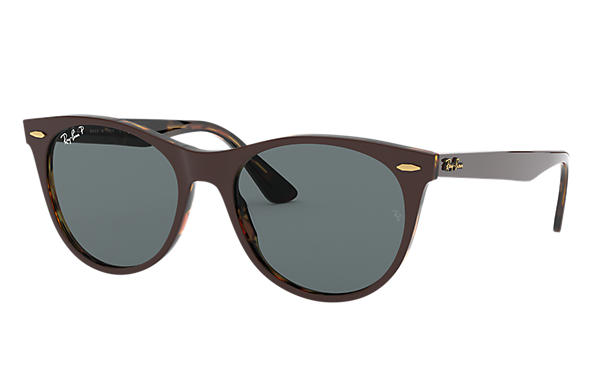 Ray-Ban 0RB2185-WAYFARER II @COLLECTION Marrón,Amarillo Havana SUN