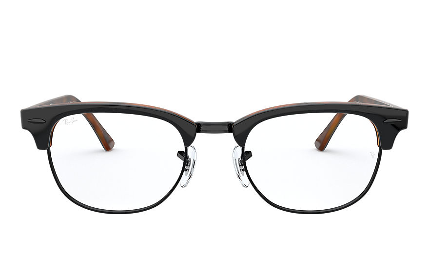 Ray-Ban  eyeglasses RX5154 UNISEX 001 clubmaster optics 그레이 8056597137300
