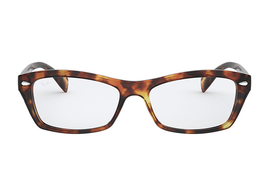 Ray-Ban  eyeglasses RX5255 FEMALE 001 rb5255 tortoise 8056597137492