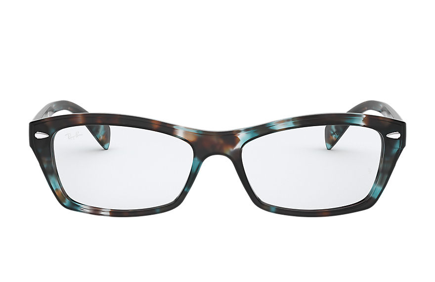 Ray-Ban  eyeglasses RX5255 FEMALE 001 rb5255 brown havana 8056597137546