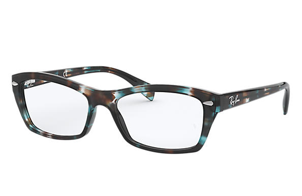Ray-Ban 0RX5255-RB5255 Brown Havana,Blue; Blue/Brown Havana,Tortoise OPTICAL