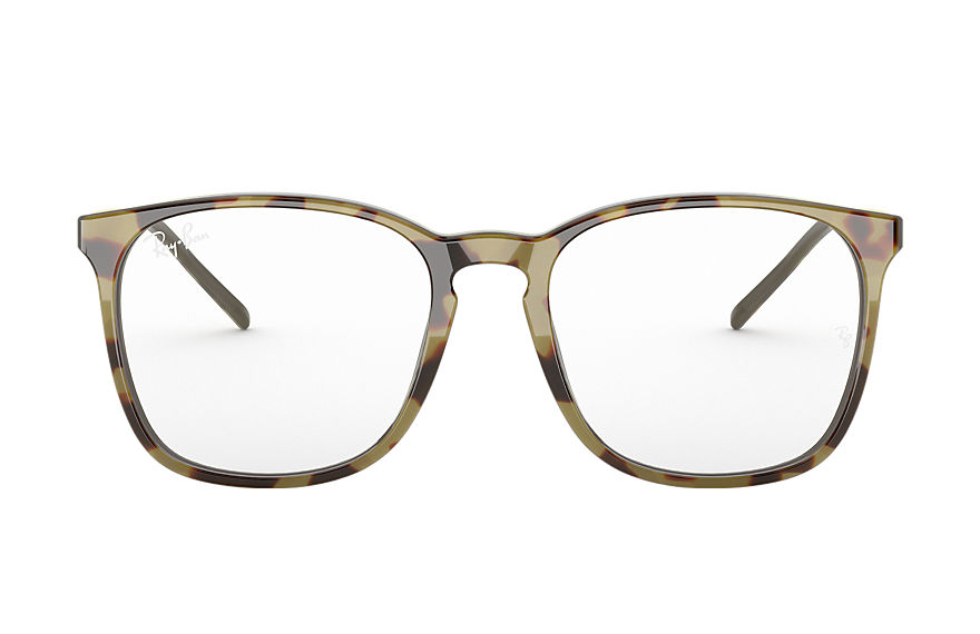 Ray-Ban  eyeglasses RX5387 UNISEX 001 rb5387 yellow havana 8056597137928