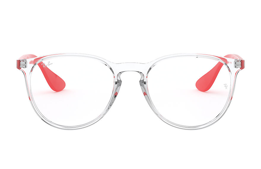 Ray-Ban  eyeglasses RX7046 UNISEX 004 erika optics transparent 8056597138178