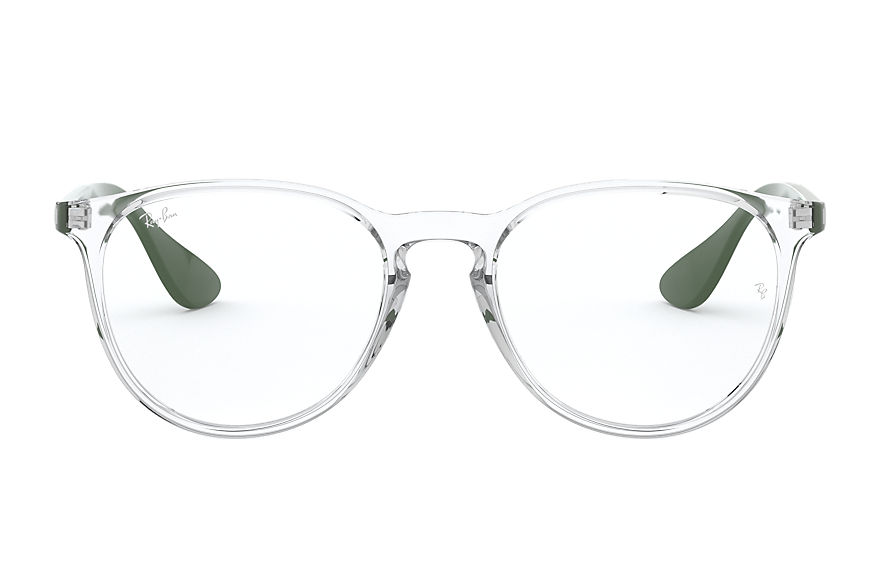 Ray-Ban  eyeglasses RX7046 UNISEX 006 erika optics transparent 8056597138215