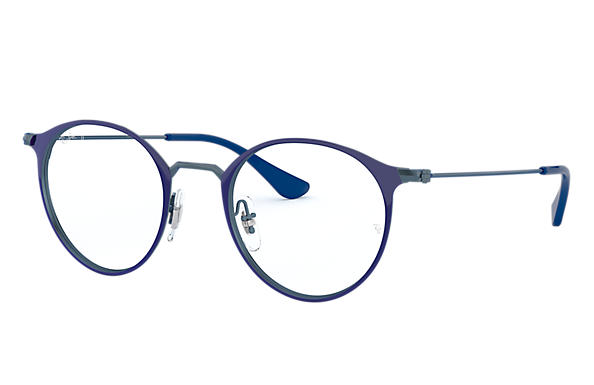 Ray-Ban 0RX6378-RB6378 Blue; Transparent Blue,Blue OPTICAL