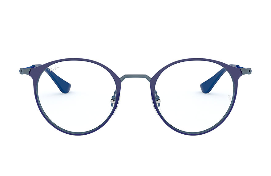 Ray-Ban  eyeglasses RX6378 UNISEX 001 rb6378 blue 8056597139014