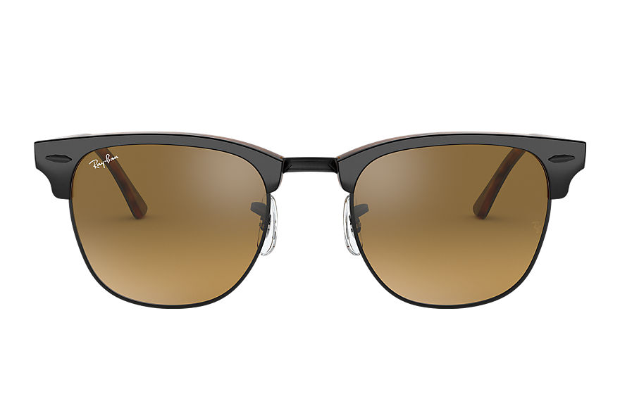 Ray-Ban  gafas de sol RB3016 UNISEX 002 clubmaster color mix gris 8056597139830