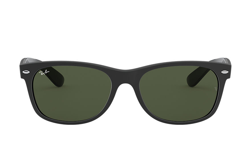Ray-Ban  sunglasses RB2132 UNISEX 001 new wayfarer color mix black 8056597140010