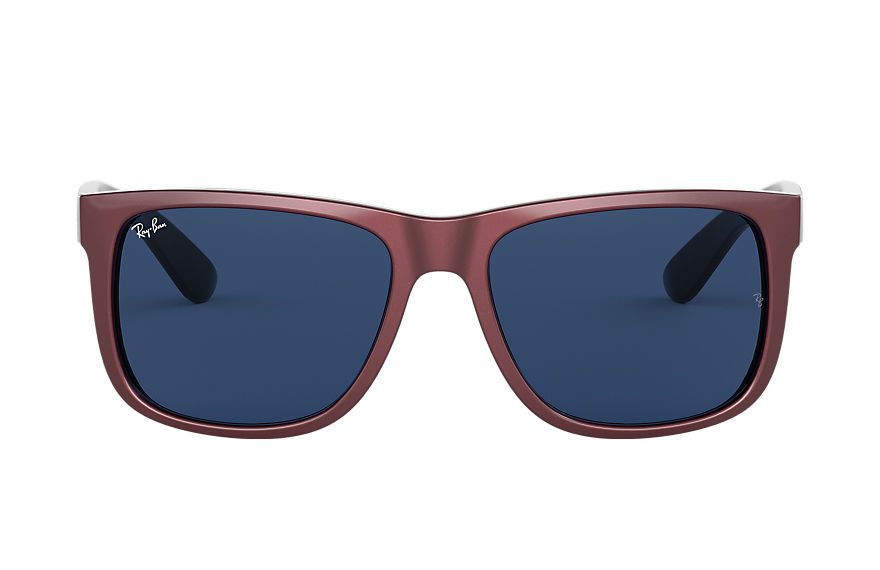 Ray-Ban  sunglasses RB4165 UNISEX 002 justin color mix bordeaux 8056597140614