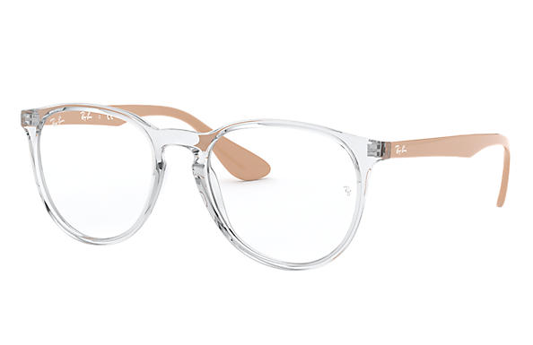 Ray-Ban 0RX7046-ERIKA OPTICS Transparent; Beige OPTICAL